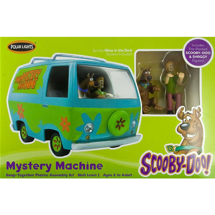 SNAP Scooby-Doo Mystery Machine (New Tool)