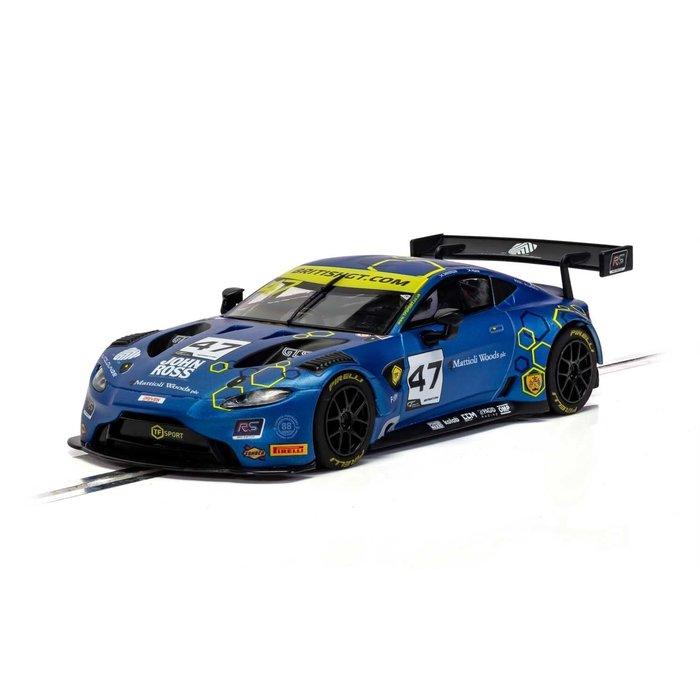 Aston Martin GT3 - 2019 TF Sport British GT