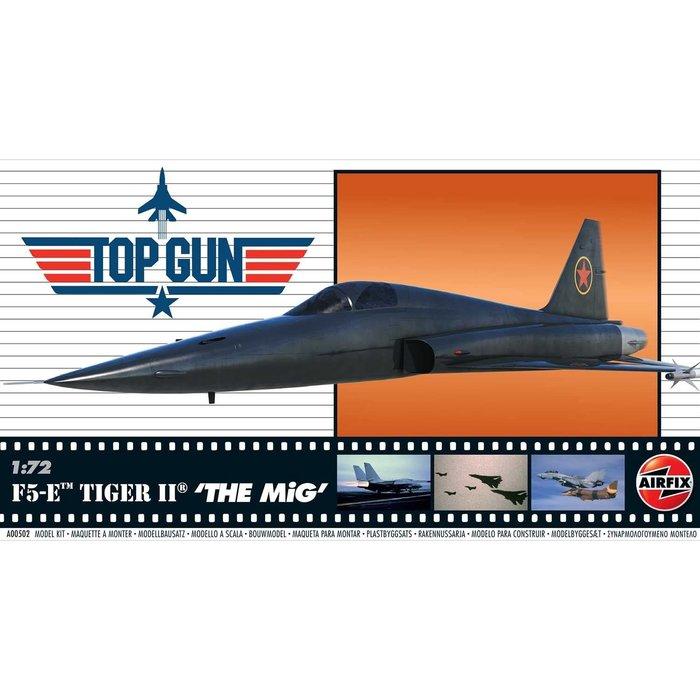 """1:72 Top Gun F5-E Tiger II """"THE MIG"""""""