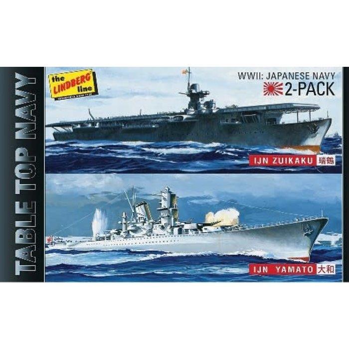1/1200 Tabletop Navy: Japanese Yamato/Zuikaku (2)