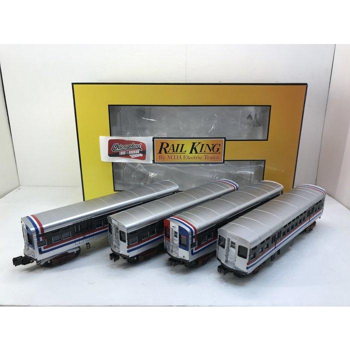 MTH 30-20519-1 O CTA 6000-Series 4pk/3.0 Bi-Cent