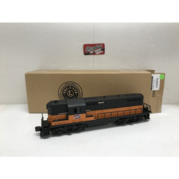 Lionel 6-38305 O GP7 MILW 2338 Conventional Classics
