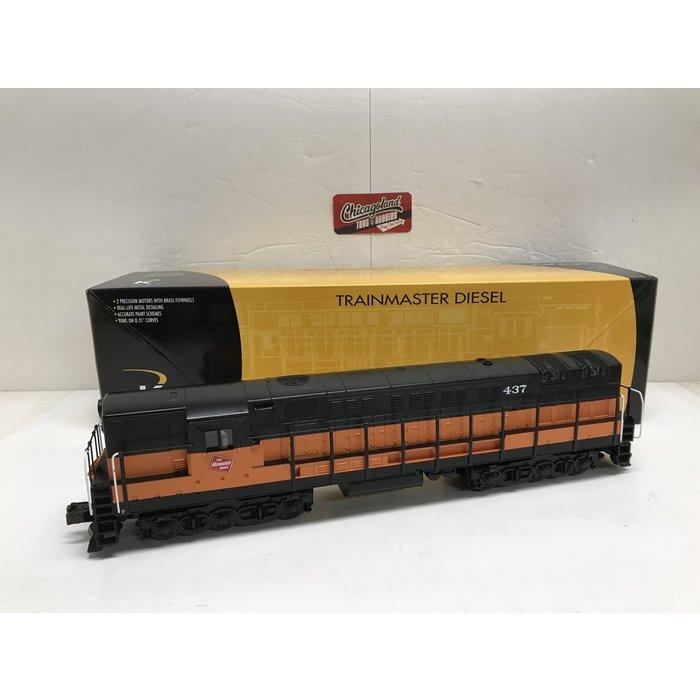 K-Line K2443-0437HS O FM Trainmaster MILW #437 Conventional