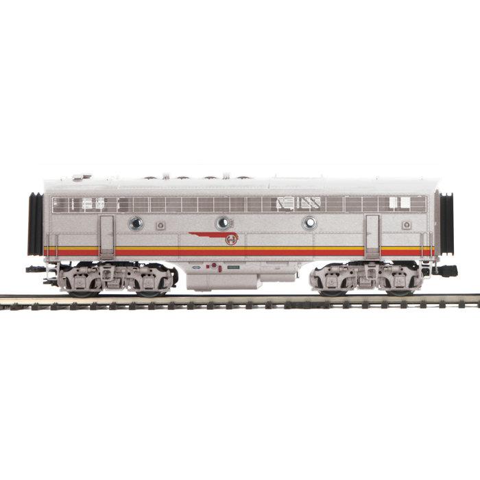 O F3B Diesel SF #35A/Dmy./Hi-Rail
