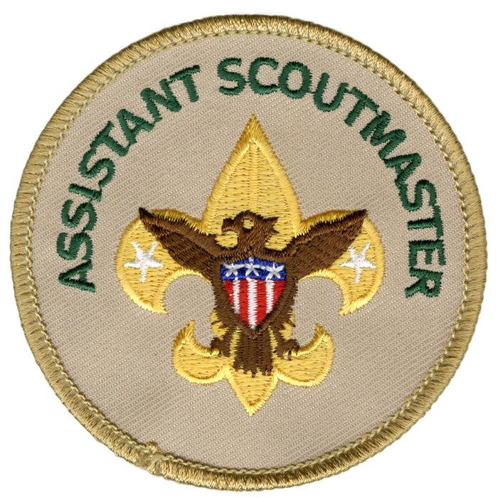 Emb Asst Scoutmaster