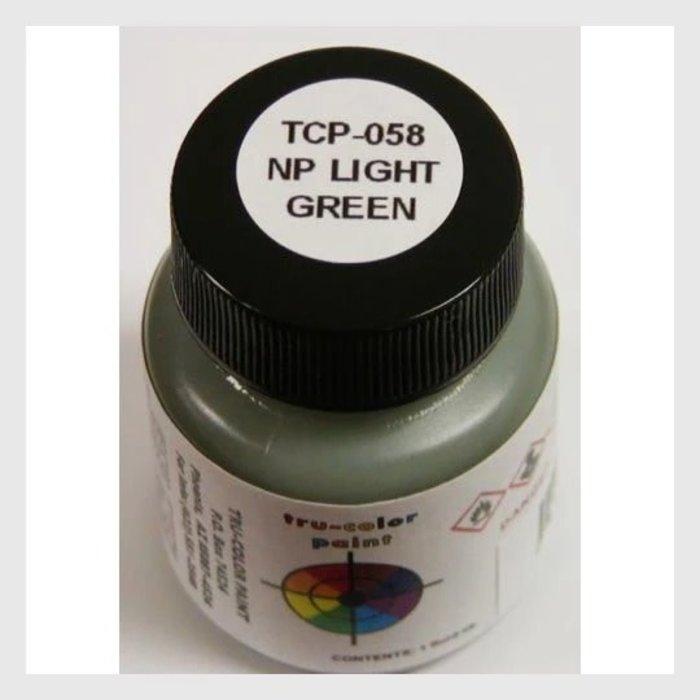 NP Light Green/North Coast 1oz