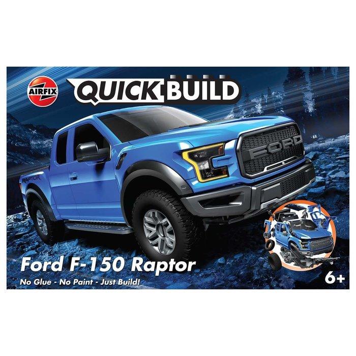QUICKBUILD Ford F-150 Raptor