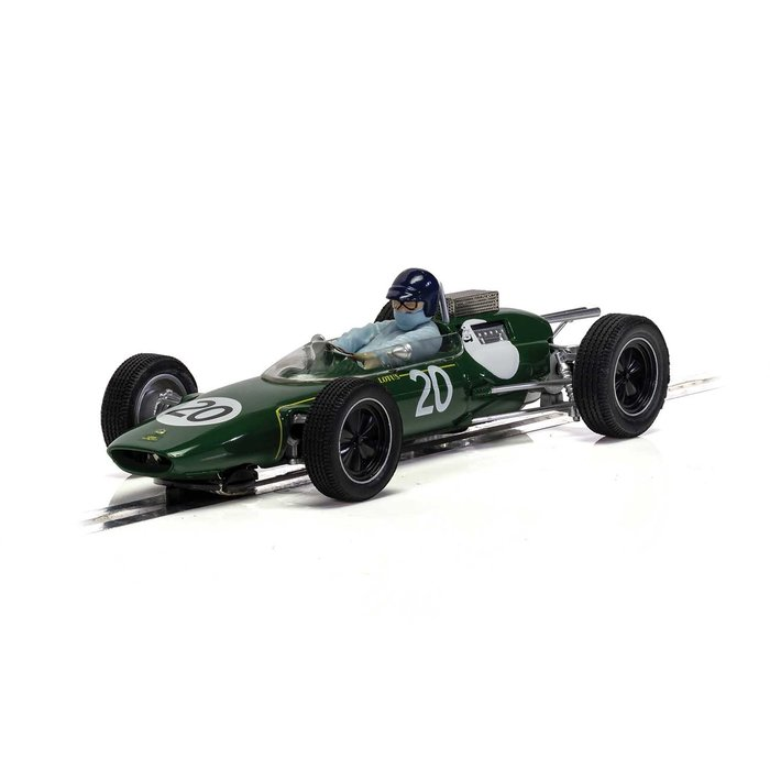Lotus 25 – British GP 1962 – Jim Clark