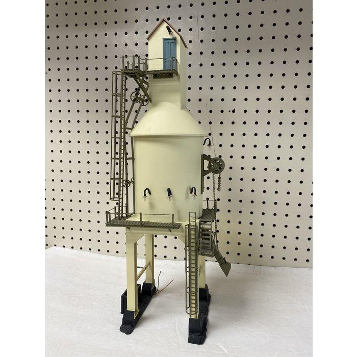 O Lighted Coaling Tower U