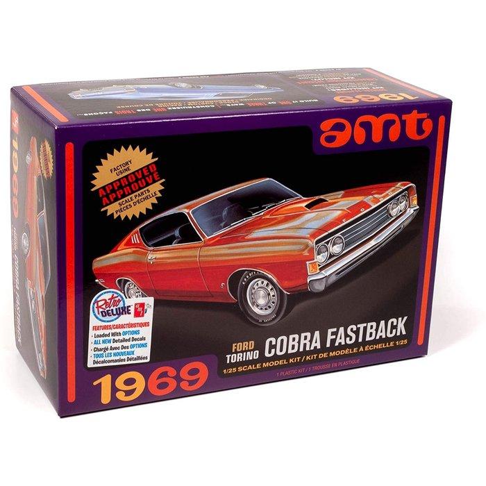 1969 Ford Torino Cobra Fastback 2T Skill 2