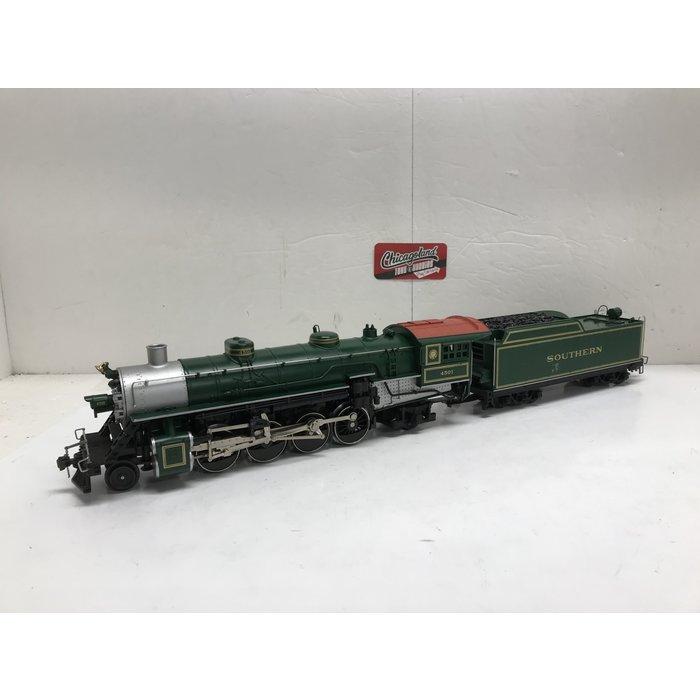 Lionel 6-18018 2-8-2 Mikado Southern W/RS No Box
