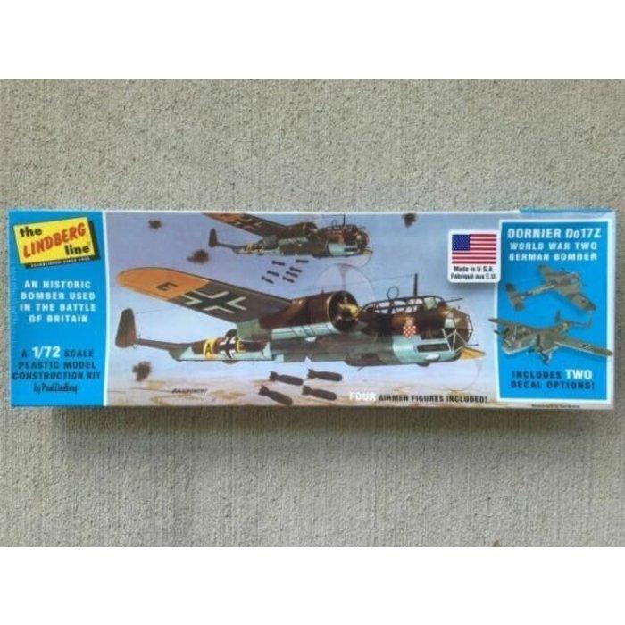 1/72 Dornier Do17Z German Bomber  kit
