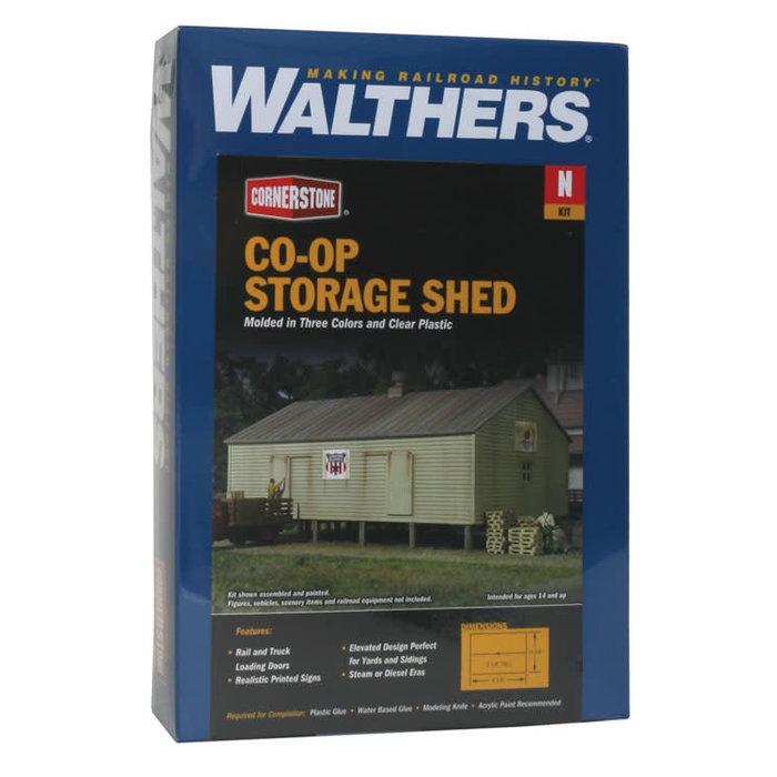 N COOP Storage Shed Kit