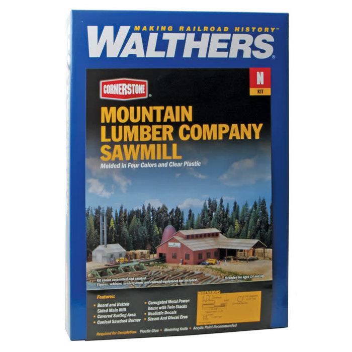 N Mountain Lumber Co. Sawmill Kit