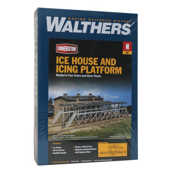 N Ice House/Icing Platform Kit