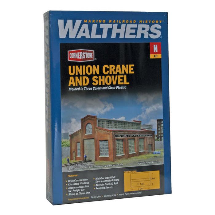 N Union Crane and Shovel Kit