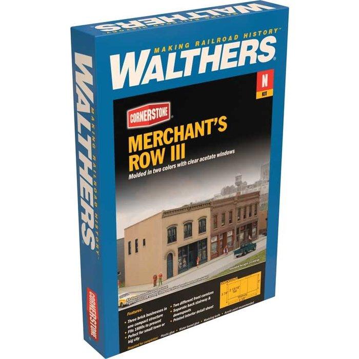 N Merchant's Row III Kit