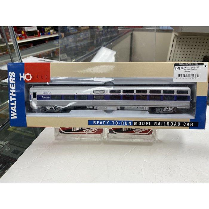 HO Amtrak Viewliner Sleeper