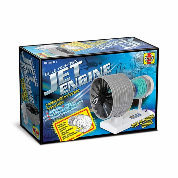 Jet Engine - Build Your Own