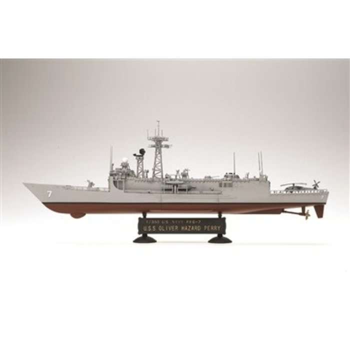 1/350 USS Oliver Hazard Perry FFG-7 Kit