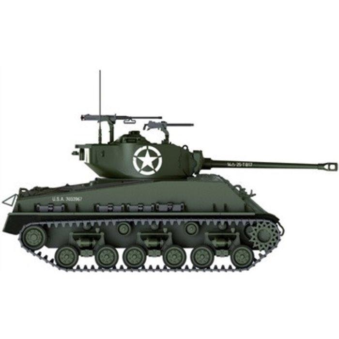 1:35 M4A3E8 Sherman Fury Kit
