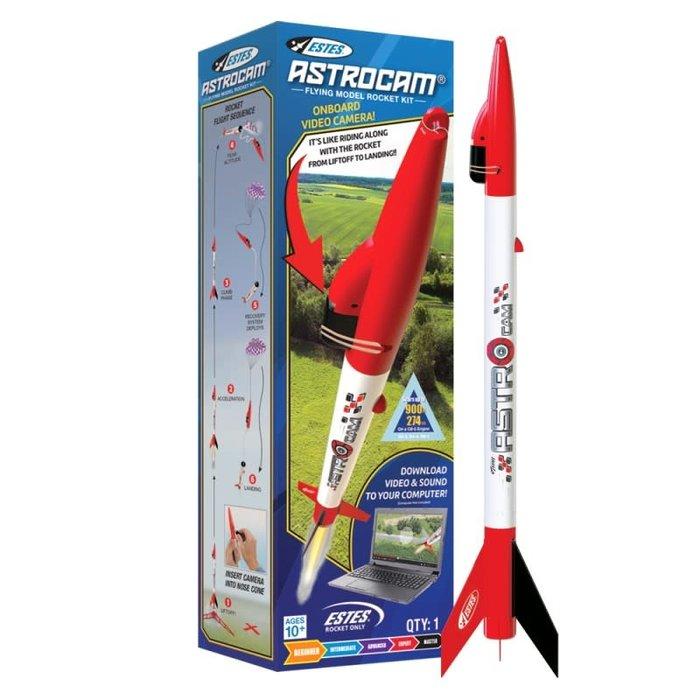 Astrocam (2) (Rocket Only)  Skill BEG
