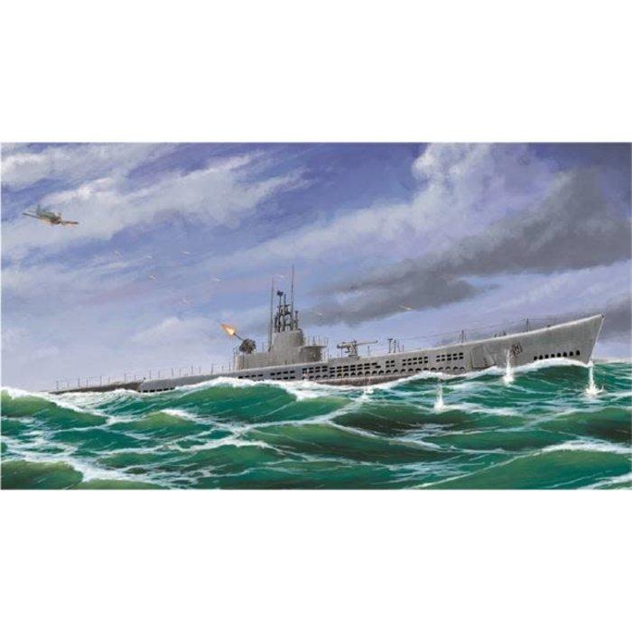 1/700 USS Gato SS-212 1944 Kit