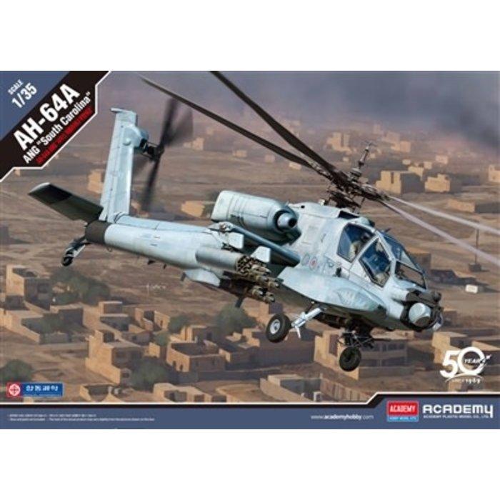 """1/35 AH-64A ANG """"South Carolina"""" Kit"""