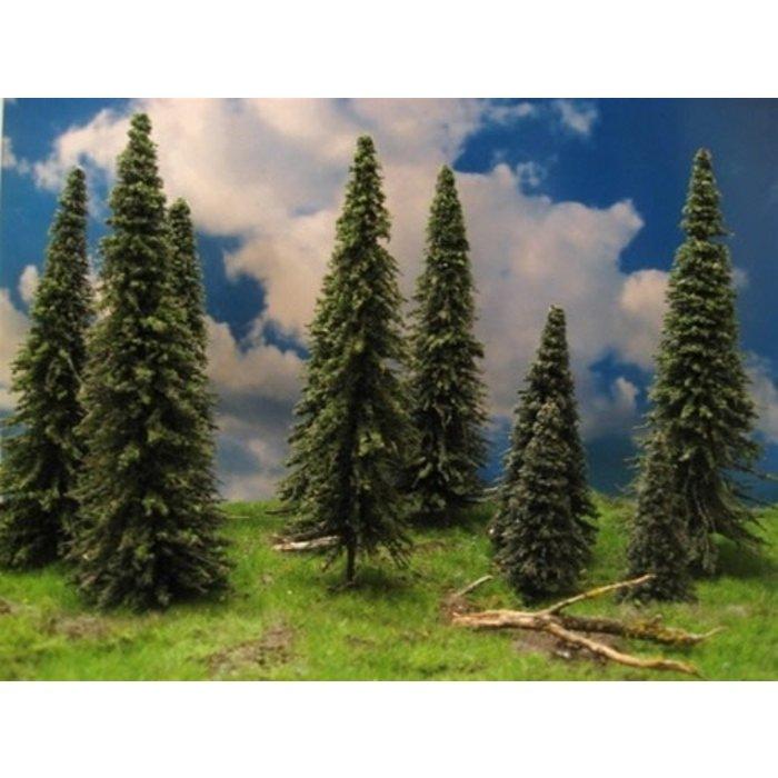 "Pine Trees Sml 2-3"" 6pk"