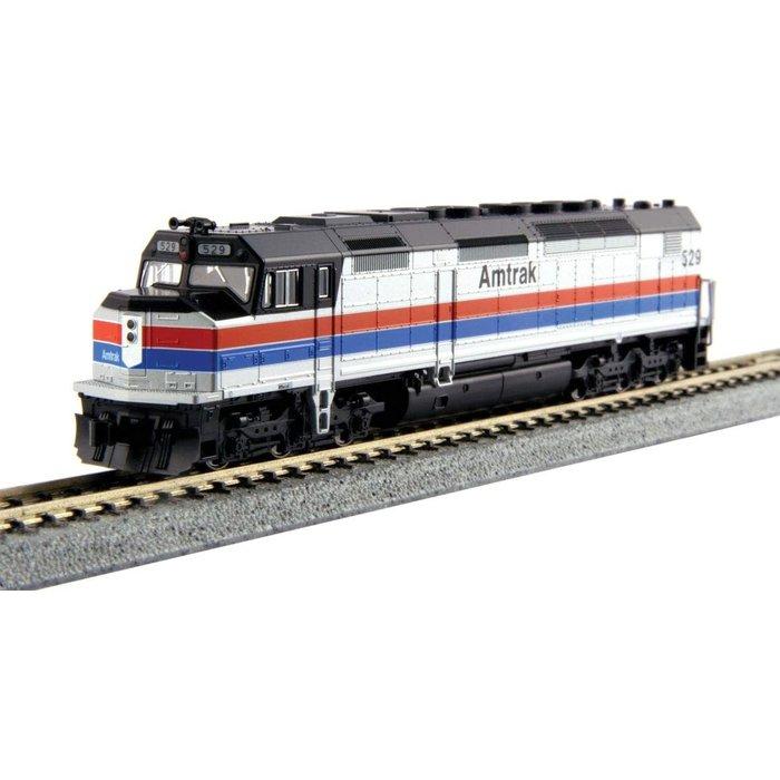 N SDP40F Diesel Amtrak PhII #529/DCC