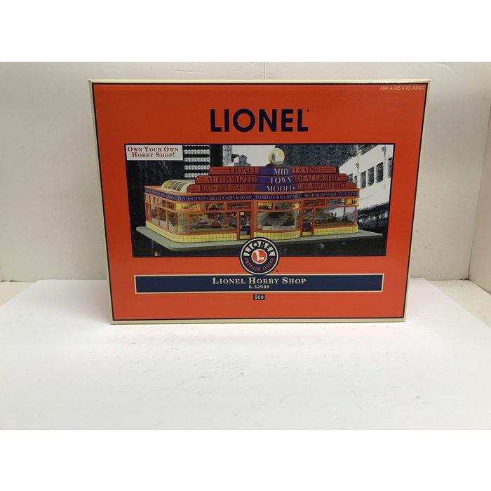 Lionel 6-32998 O Lionel Hobby Shop