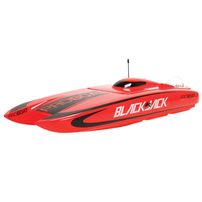 Blackjack 24-inch Catamaran Brushless: RTR