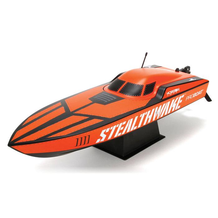 Stealthwake 23-inch Deep-V Brushed: RTR