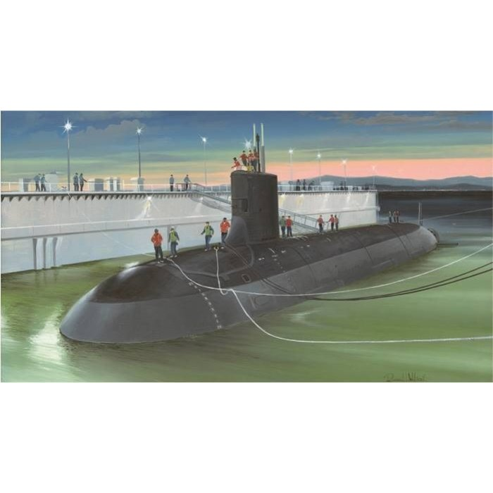 1/350 USS Virginia SSN-774  Kit