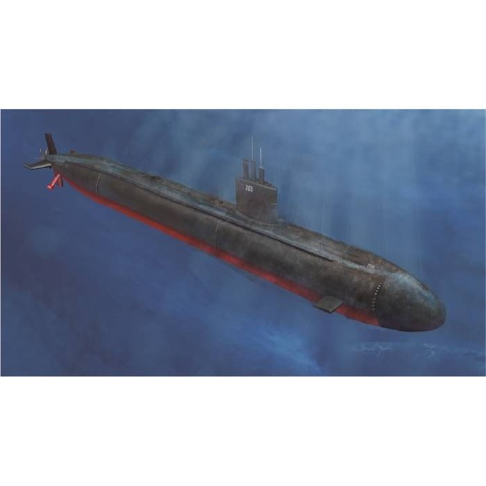 1/350 USS Los Angeles Class Kit