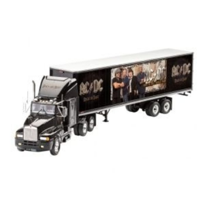 AC/DC Tour Truck Rock Or Bust Skill 3