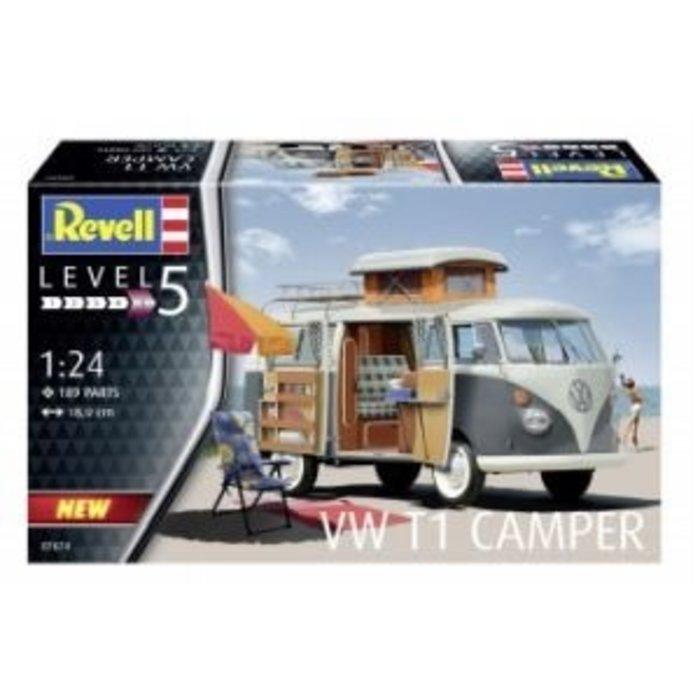 VW T1 Camper Skill 5