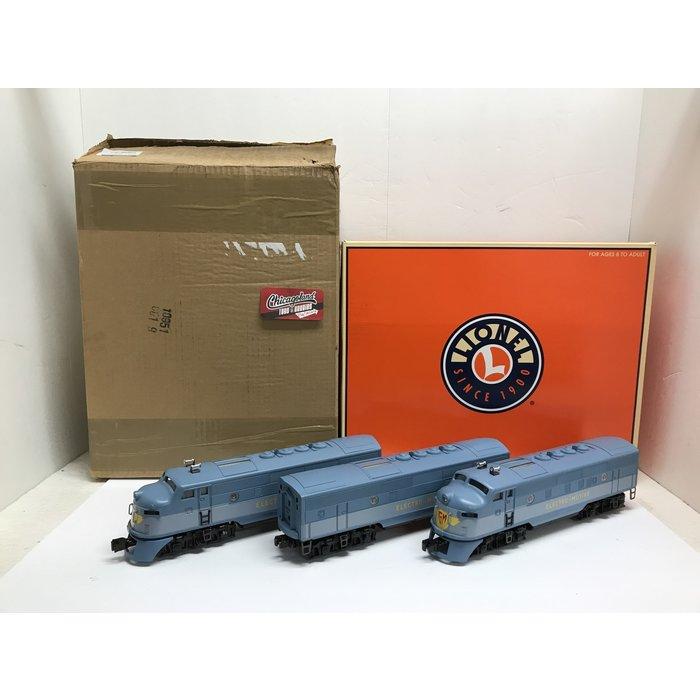 Lionel 6-14512 O F3 A-B-A EMD DEMO TMCC/RailSounds
