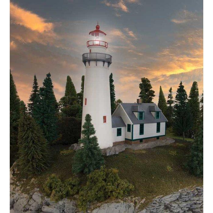 HO Eagle Point Lighthouse Kit