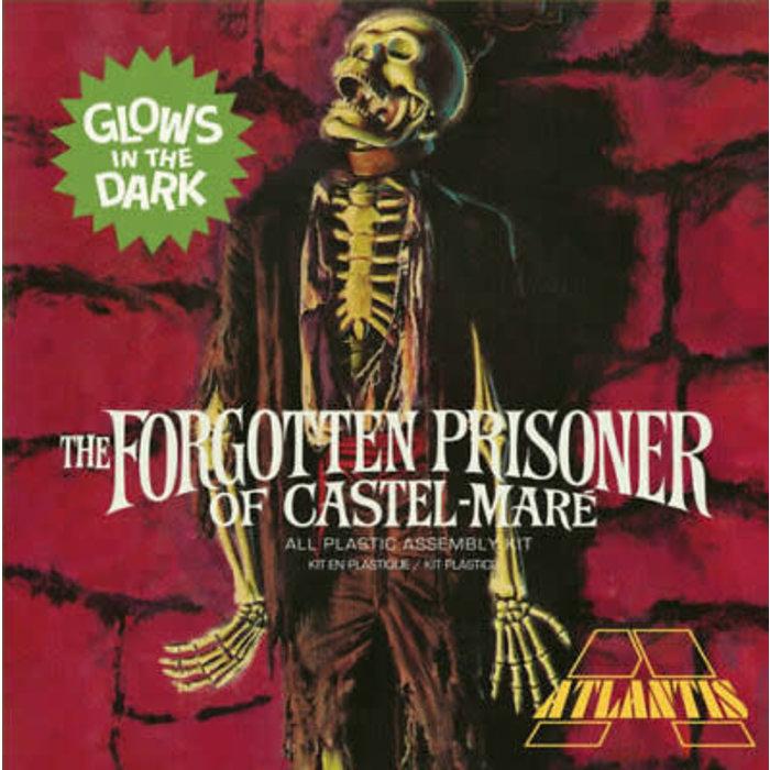 Forgotten Prisoner of Castel Mare Glow Edition