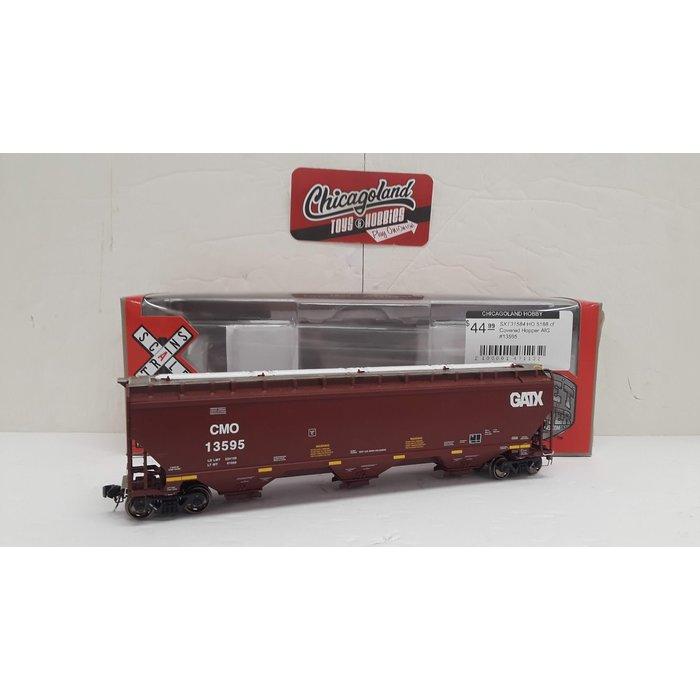 Scaletrains SXT31584 HO 5188 cf Covered Hopper AIG #13595