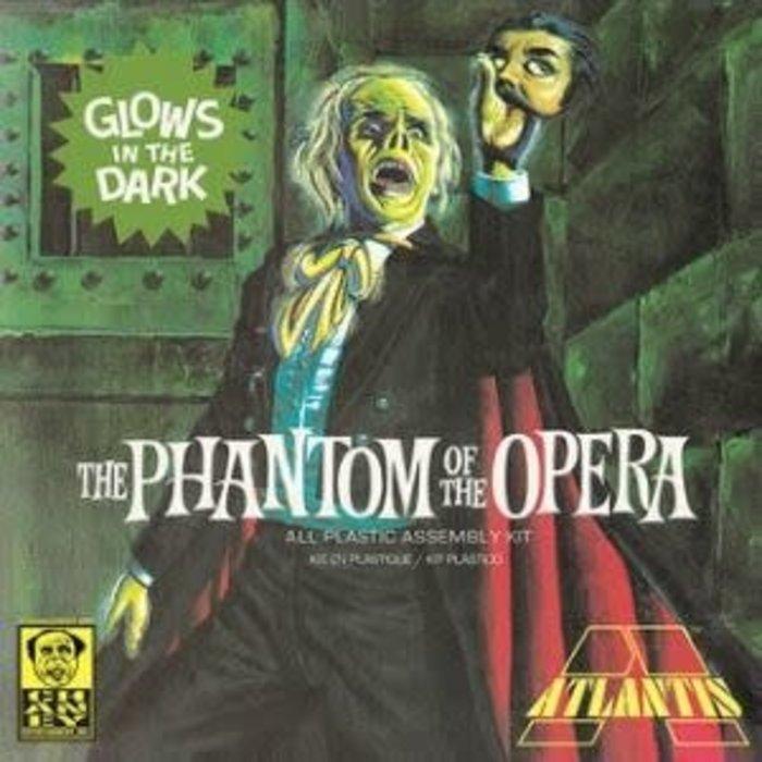 Lon Chaney Phantom of The Opera Glow Edition