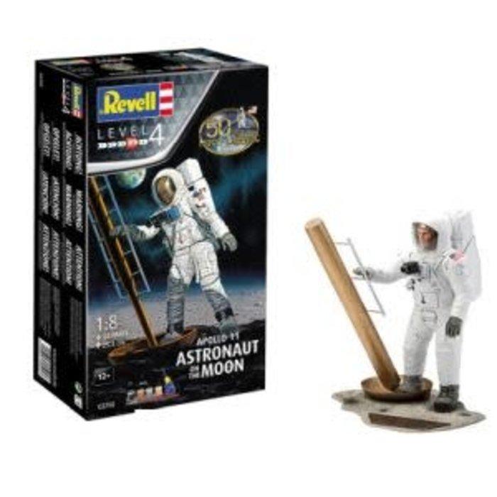 Apollo 11 Astronaut On The Moon Skill 4