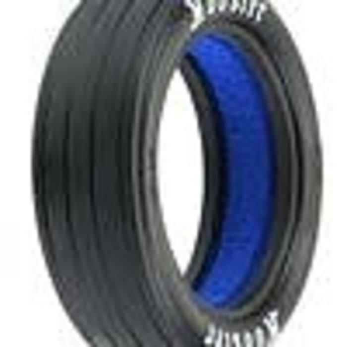 "Hoosier Drag 2.2"" 2WD S3 (Soft) Drag Racing Front Tires"