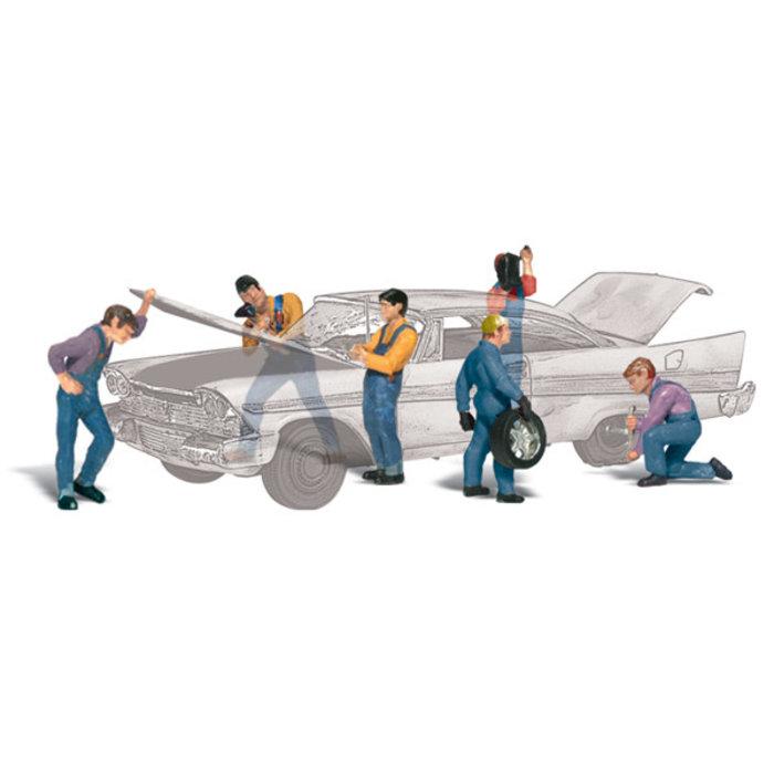 HO Auto Mechanics