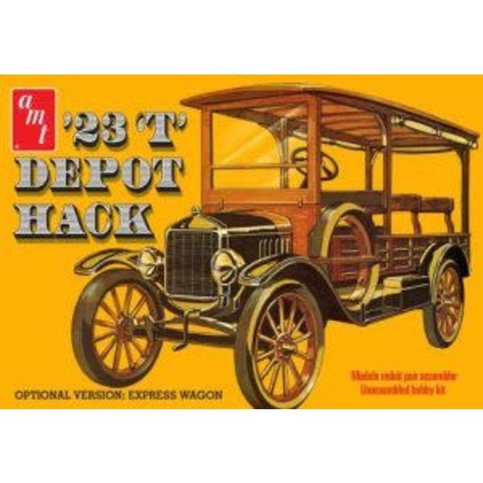 1923 Ford T Depot Hack Skill 2