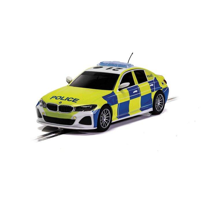 BMW 330i M-Sport - Police Car
