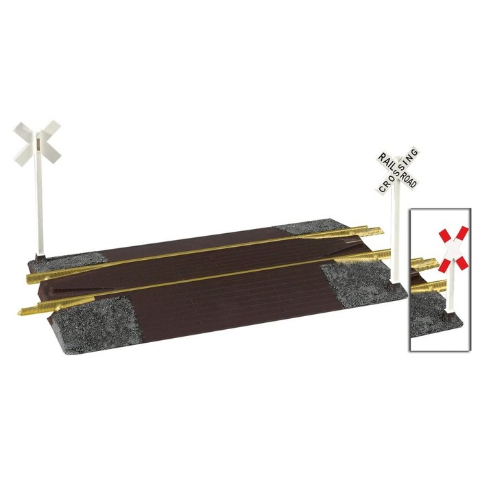 G Rerailer/Grade Crossing w/ Track