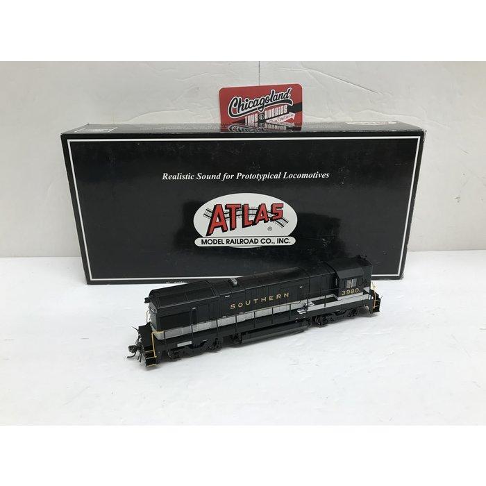 Atlas #8143 HO B23-7 SOU  #3980 w/DCC