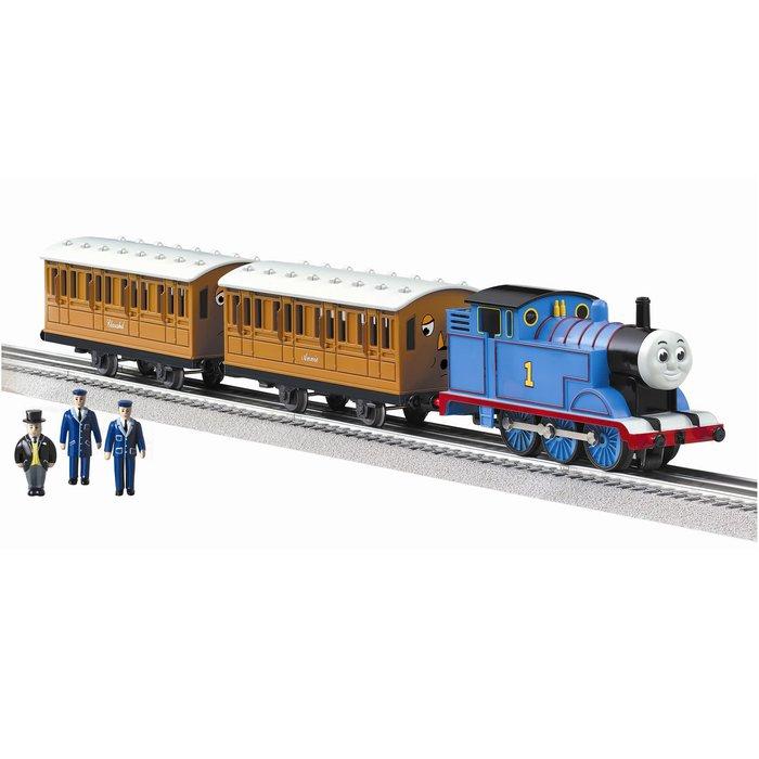 Lionel 6-30069 O Thomas & Friends Passenger Set
